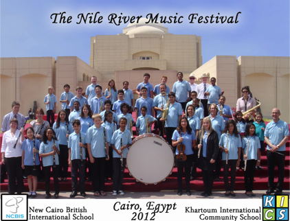 KICSB and NCBIS Bands