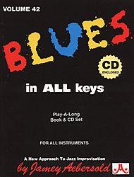 Jamey Aebersold - Blues in All Keys