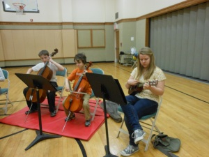 Inwood Kids Community Orchestra