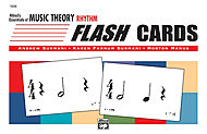 Alfred's Essentials of Music Theory Flash Cards