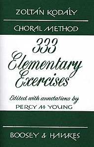 333 Elementary Exercises in Sight Reading