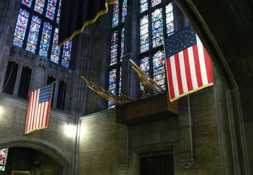 West Point Chapel