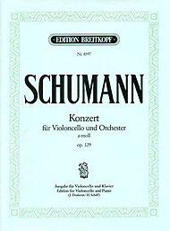 Breitkopf Schumann