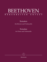Beethoven's Sonatas for Piano and Cello