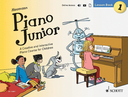 Music For Little Mozarts Piano Course Level 1 Four Book Pack plus Flash Cards
